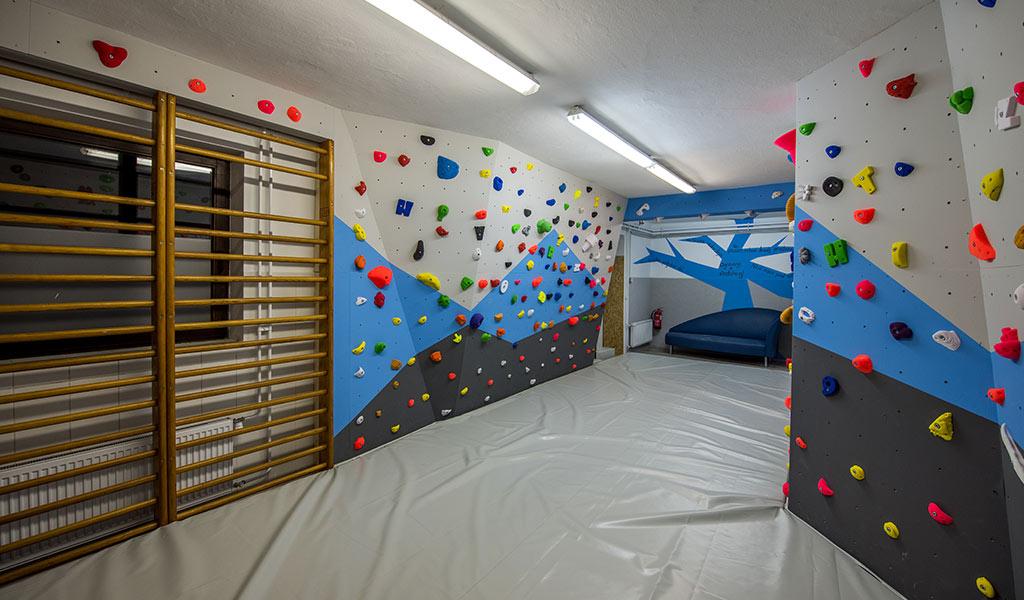 Plezalna stena - Otroška soba