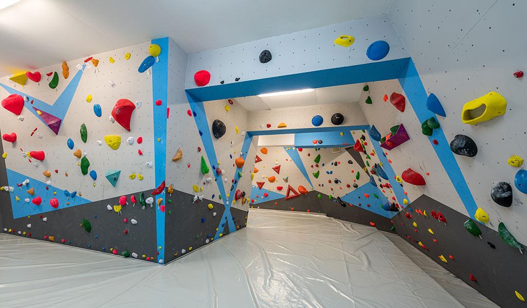 Plezalna stena - Šutalnica